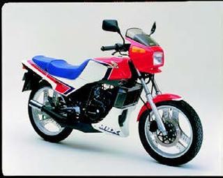 ホンダ MBX125F 1983 年 3月