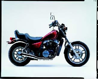 Images : ホンダ NV750カスタム 1982 年12月