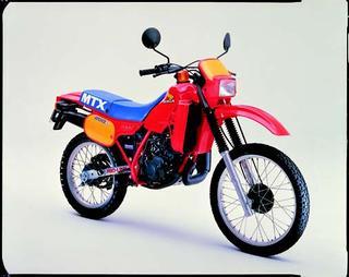 ホンダ MTX200R 1983 年2月