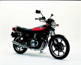 カワサキ Z400FX[E4B] 1982 年12月