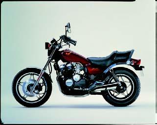 Images : ホンダ CBX400カスタム 1983 年 3月