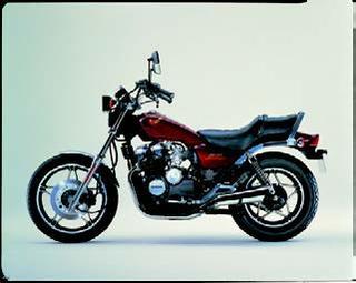 ホンダ CBX400カスタム 1983 年 3月