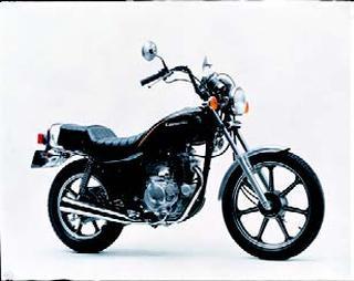 カワサキ Z250LTD 1982 年11月