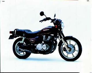 カワサキ Z750スペクター 1982 年 8月