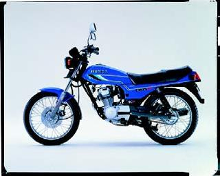 ホンダ CB125JX 1982 年12月