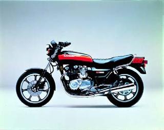 カワサキ Z1000J 1983 年