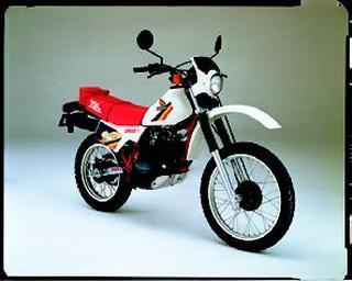 ホンダ XL250Rロジャー・デコスタ 1982 年 6月