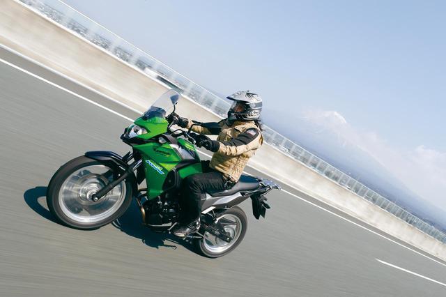画像: <試乗インプレ>KAWASAKI VERSYS-X 250 ABS(2017年) - webオートバイ