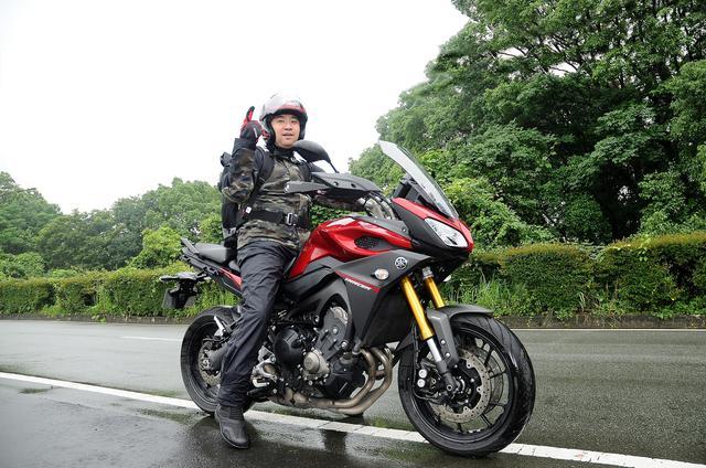 画像: 「阿蘇のイベント、それもバイクイベントにはぜひぜひ呼んで」と言い続けてくれているRGさん