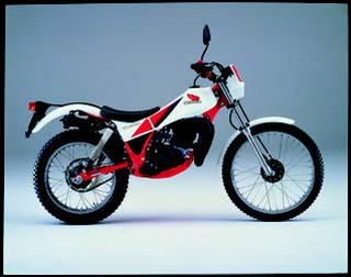 ホンダ TLM50 1983 年12月