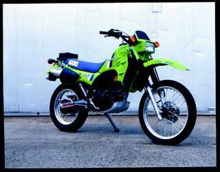 カワサキ KL600R 1984 年2月