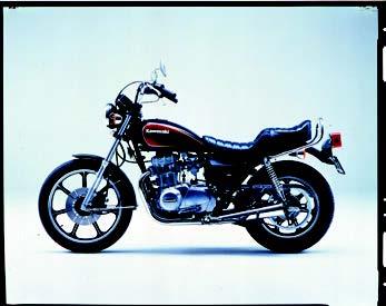 Images : カワサキ Z400LTD 1984 年2月