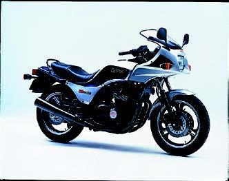 Images : カワサキ GPz750F 1984 年2月