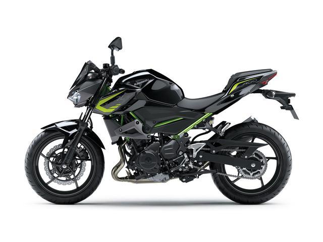 画像5: カワサキが「Z400」の2020年モデルを11月1日(金)に発売開始!カラーは2色、あなたはどっち派?