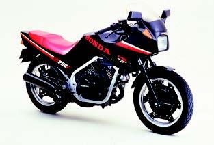Images : ホンダ VT250F 1984 年2月