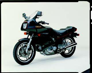 ヤマハ XZ550D 1983 年7月