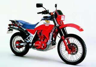 ホンダ XLV750R 1983 年 8月
