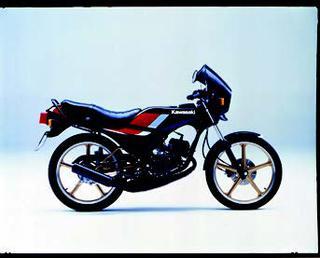 カワサキ A R80-II 1984 年2月