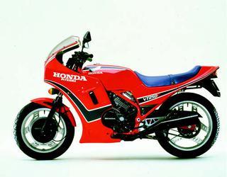 ホンダ VT250Fインテグラ 1983 年 6月