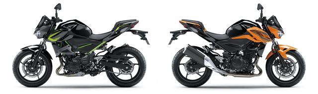 画像7: カワサキが「Z400」の2020年モデルを11月1日(金)に発売開始!カラーは2色、あなたはどっち派?