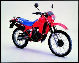 ホンダ MTX50R/80R 1983 年12月