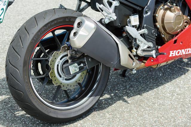画像2: バイクからライダーへのインフォメーションに優れ、乗りこなす喜びを縦横無尽に堪能できます!