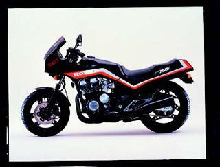ホンダ CBX750F 1983 年12月