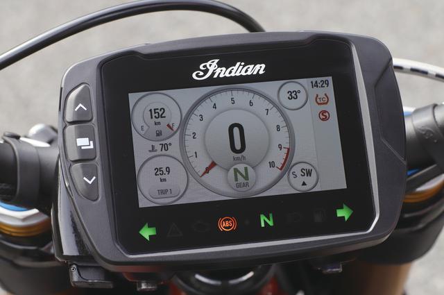 画像5: インディアン「FTR1200S レースレプリカ」/フラットトラックレーサーのDNAを注ぎ込まれた最強トラッカーが上陸!#試乗インプレ2019