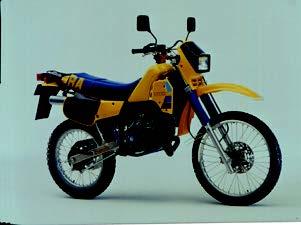 Images : スズキ RA125 1984 年2月