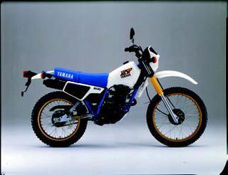 ヤマハ XT200 1984 年1月