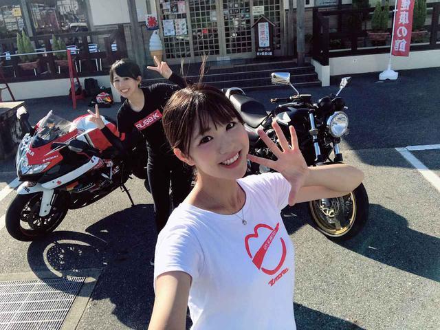画像: [女子部のふたツー]オートバイ女子部・東海組☆知多半島ツーリング(梅本まどか 編)with モリメグ - webオートバイ