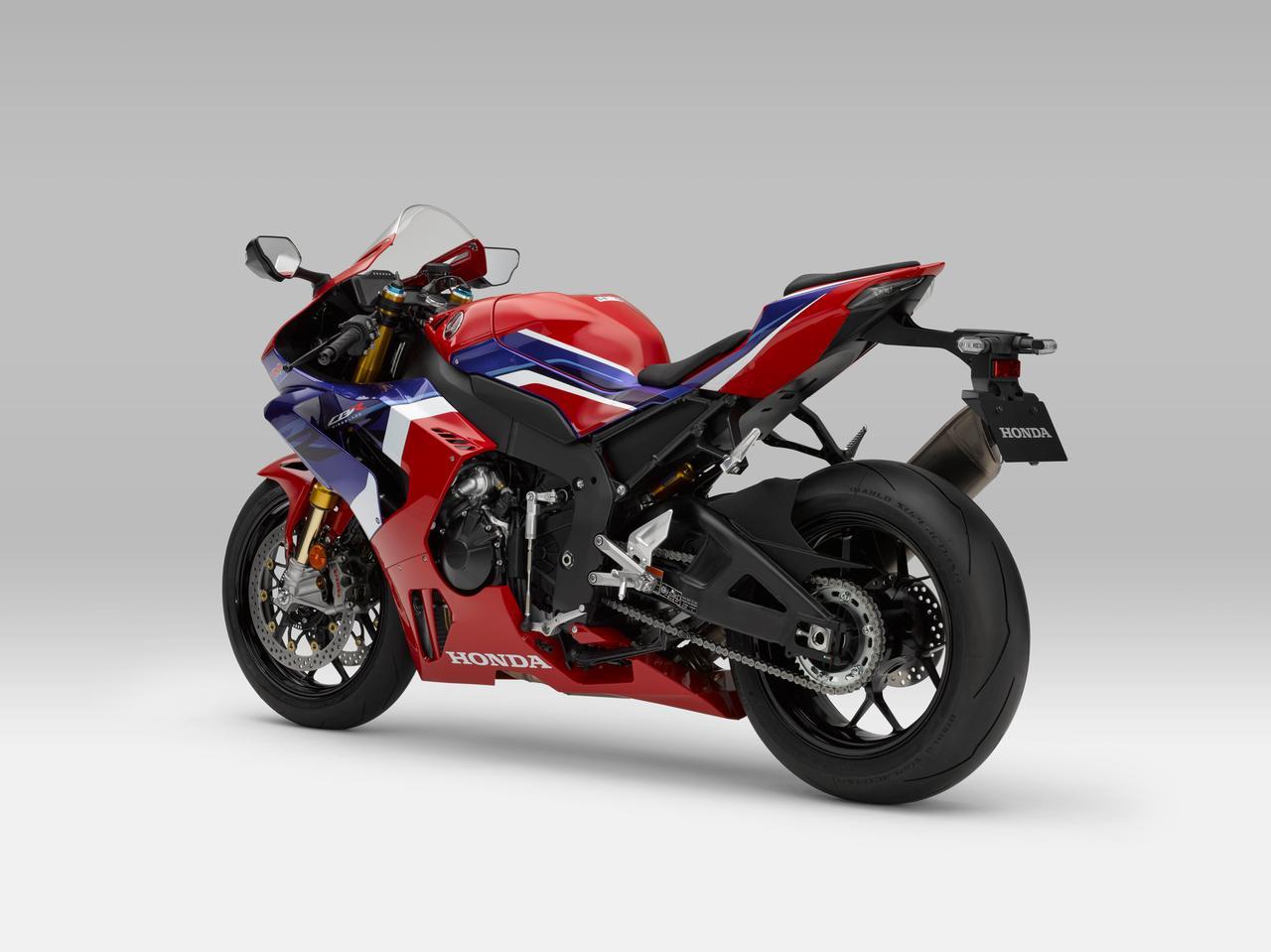 Images : 4番目の画像 - HONDA CBR1000RR-R FIREBLADE SPの写真をもっと見る! - webオートバイ