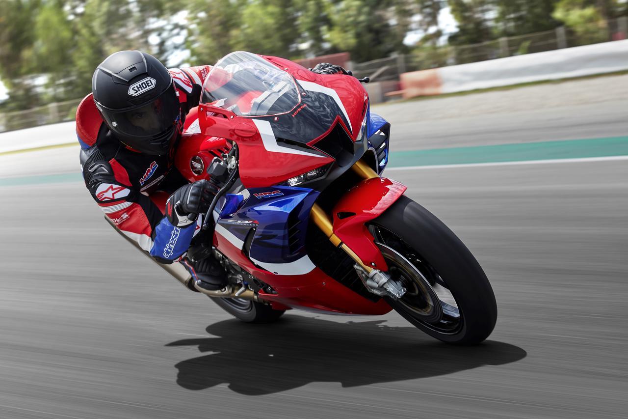 Images : 1番目の画像 - HONDA CBR1000RR-R FIREBLADE SPの写真をもっと見る! - webオートバイ