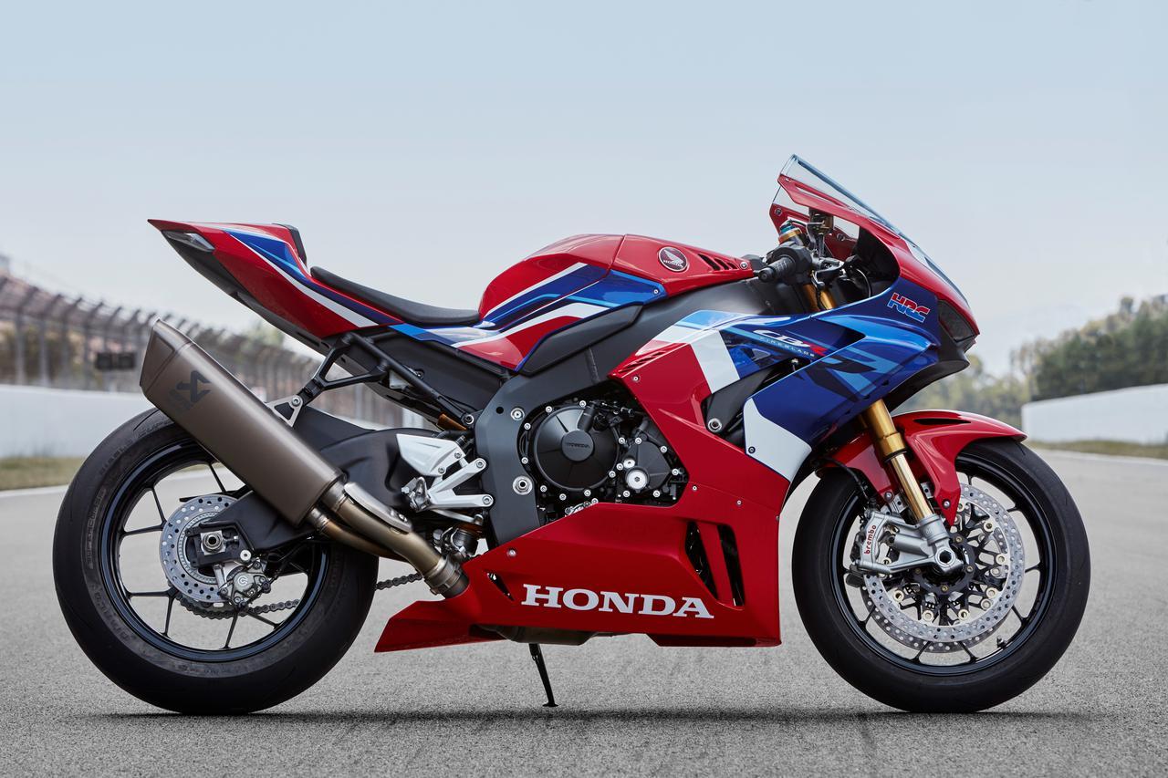Images : 7番目の画像 - HONDA CBR1000RR-R FIREBLADE SPの写真をもっと見る! - webオートバイ