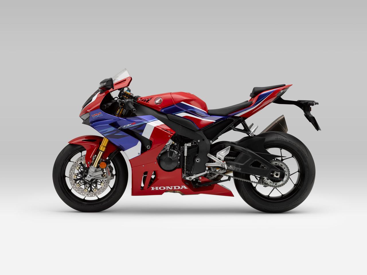 Images : 3番目の画像 - HONDA CBR1000RR-R FIREBLADE SPの写真をもっと見る! - webオートバイ