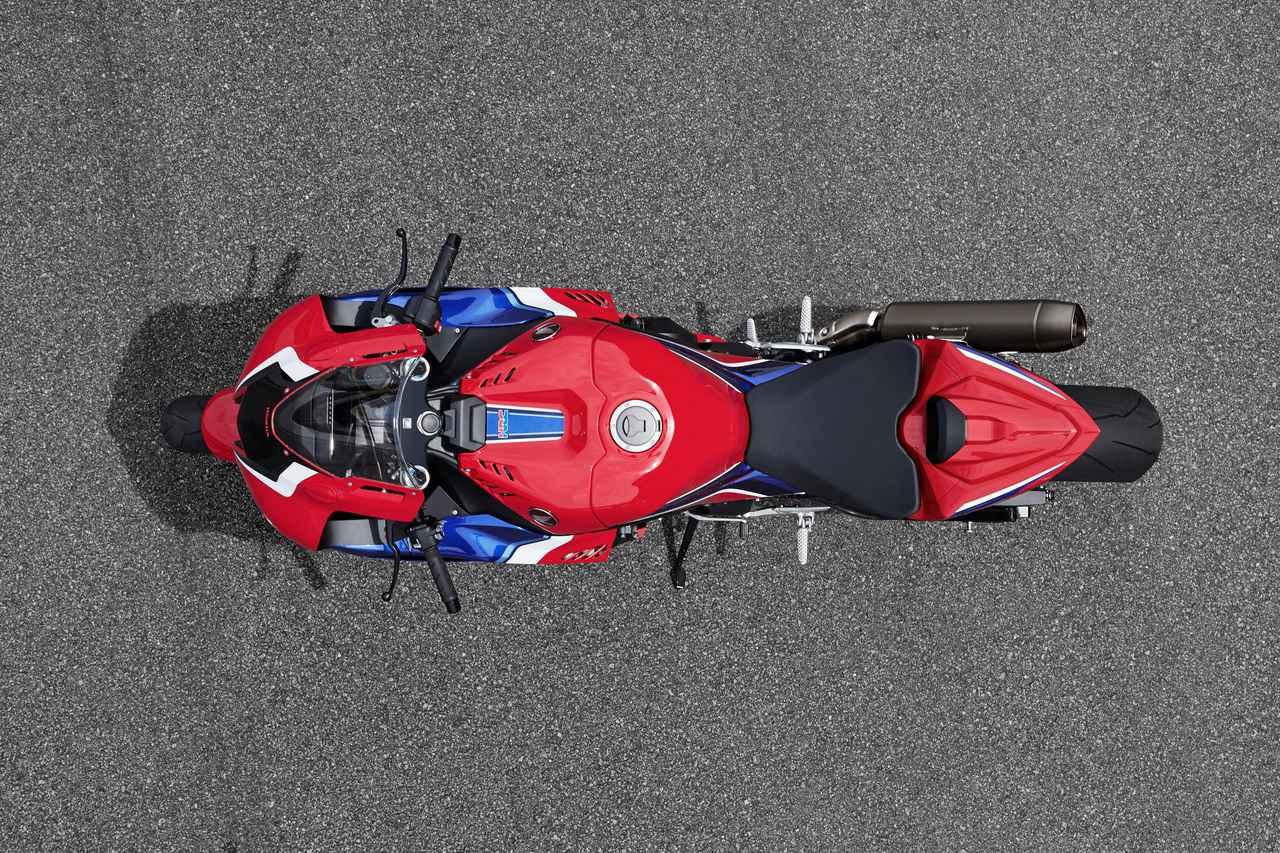 Images : 10番目の画像 - HONDA CBR1000RR-R FIREBLADE SPの写真をもっと見る! - webオートバイ