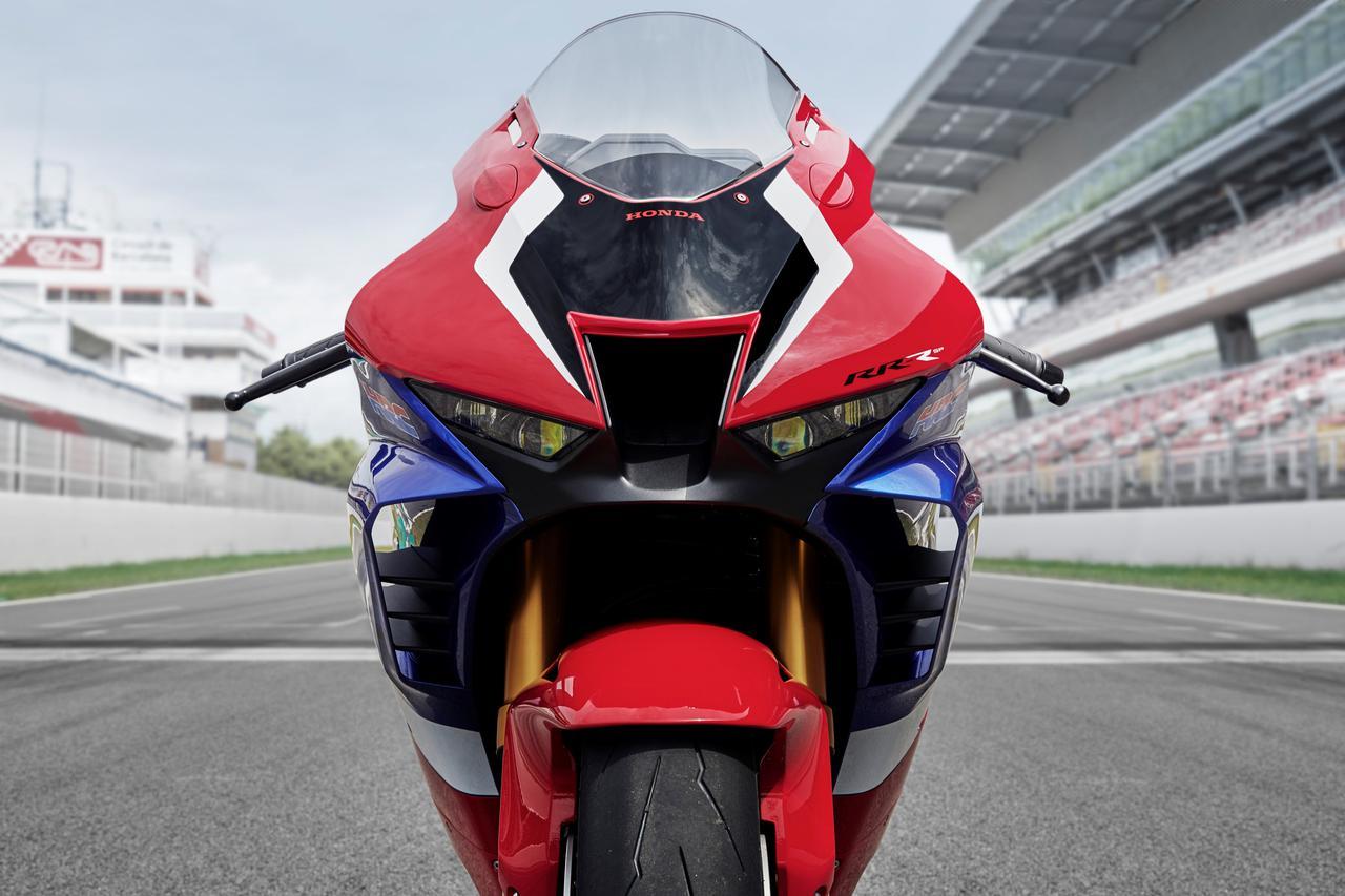 Images : 9番目の画像 - HONDA CBR1000RR-R FIREBLADE SPの写真をもっと見る! - webオートバイ