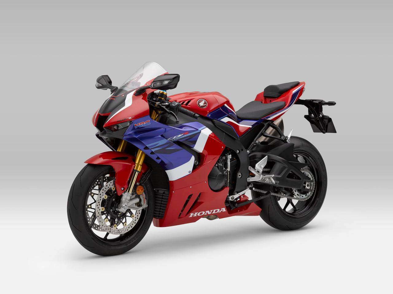 Images : 2番目の画像 - HONDA CBR1000RR-R FIREBLADE SPの写真をもっと見る! - webオートバイ