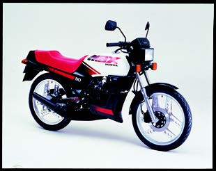 Images : ホンダ MBX50 1984 年 4月