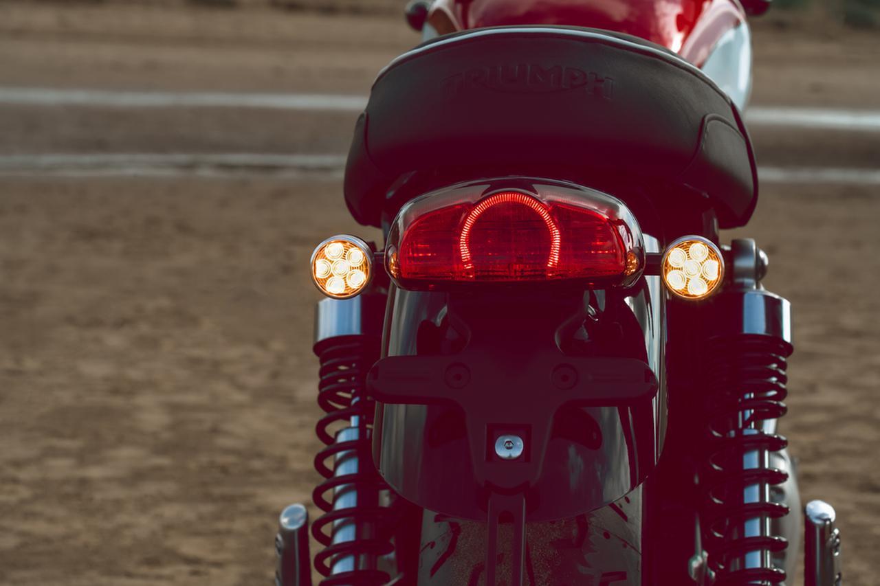Images : 10番目の画像 - 「Bud Ekins Bonneville T100」の写真をもっと見る! - webオートバイ