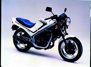 Images : ホンダ VT250Z 1984 年 9月