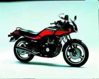 カワサキ GPz400F 1984 年12月