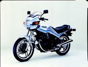 Images : ヤマハ XS250S 1984 年 3月