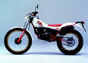 Images : ヤマハ TY250スコティッシュ 1984 年 6月