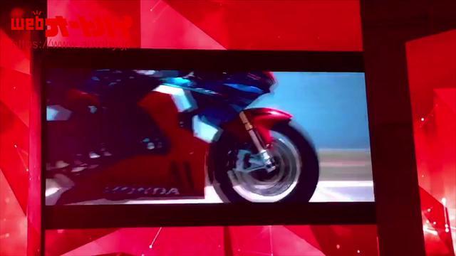 画像: 世界初公開! 2020年型「CBR1000RR-R FIREBLADE」がEICMA2019に登場! youtu.be