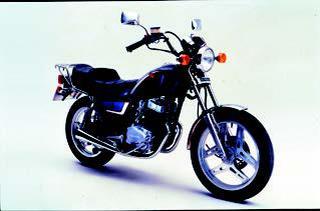 ホンダ 250T LAカスタム 1984 年 4月