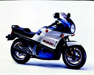 Images : スズキ GSX1100EF 1985 年
