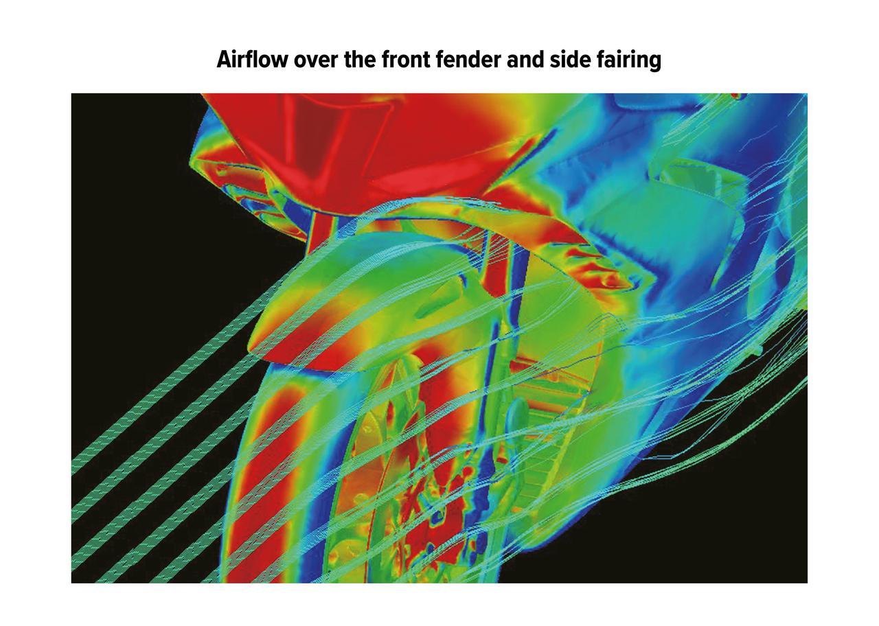Images : 4番目の画像 - HONDA CBR1000RR-R FIREBLADEのテクニカルデータを見る! - webオートバイ