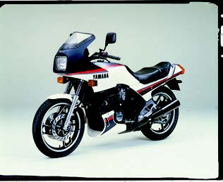 Images : ヤマハ XJ400Z-E 1984 年 4月