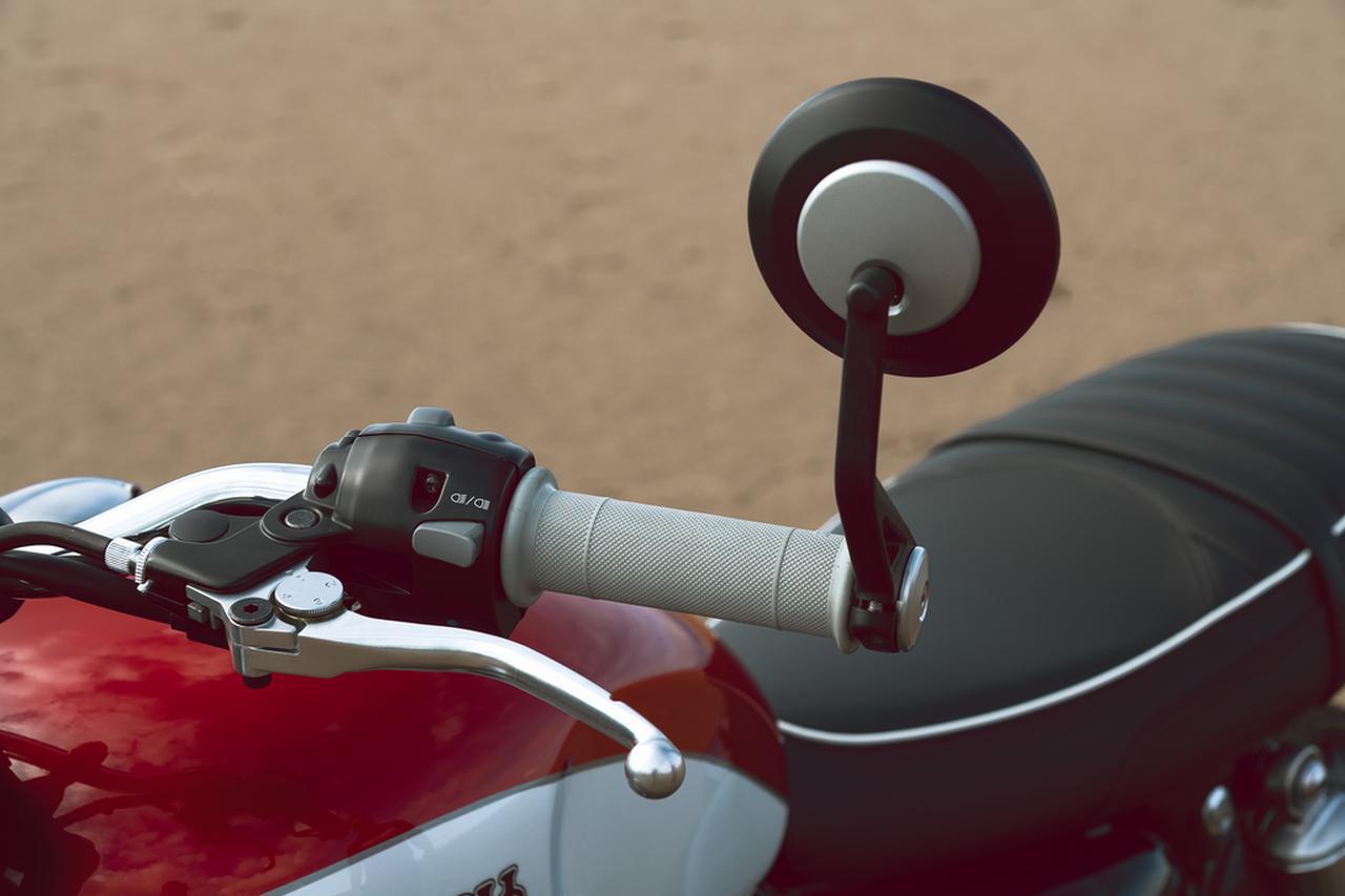 Images : 1番目の画像 - 「Bud Ekins Bonneville T100」の写真をもっと見る! - webオートバイ